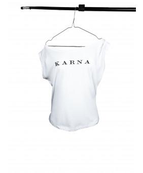 Tshirt   K A R N A Black