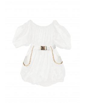 Sukienka Uhari White