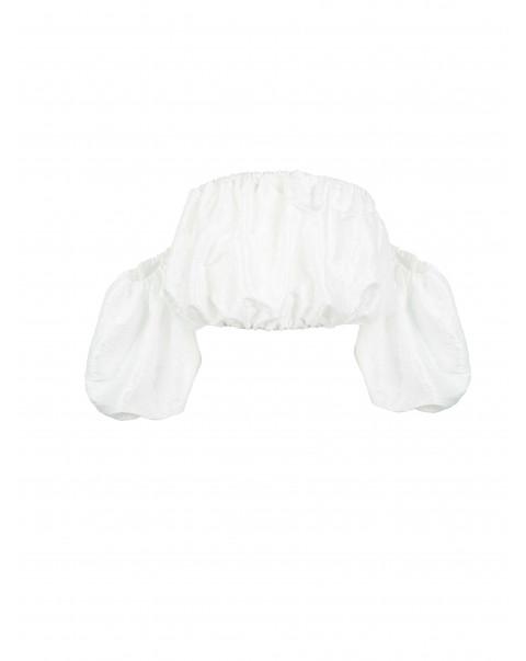 Top Uhari White
